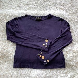 Vintage Fendi Crop Top